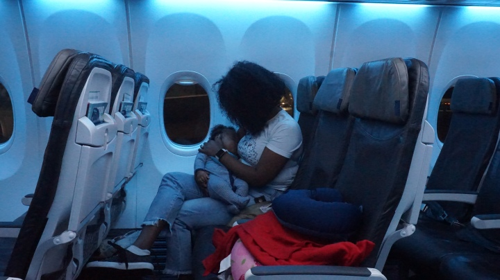 Best Traveling Tips for Flying with Baby!