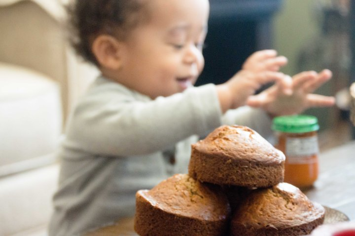 Allergen Friendly Muffins