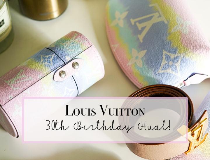 Louis Vuitton 30th BirthdayHaul