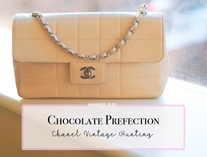 In Search Of Chocolate Perfection–Vintage ChanelHunting