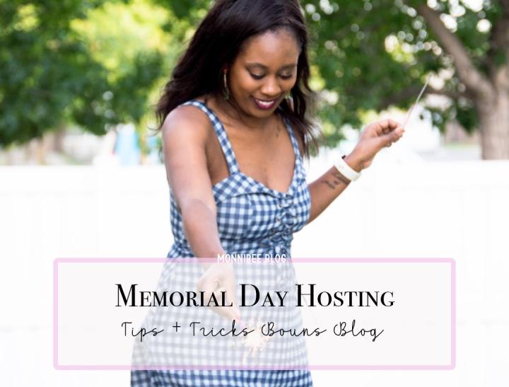 Stress Free Memorial Day HostingIdeas