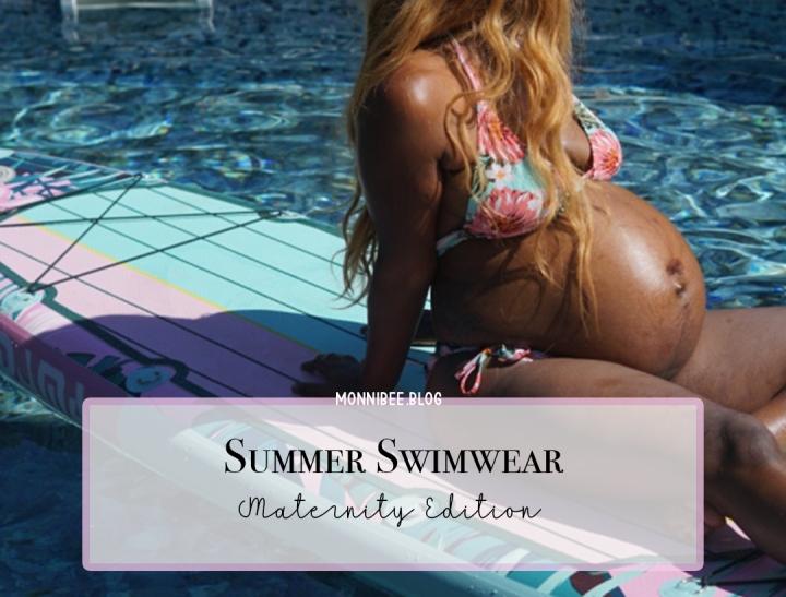 Picking Summer Swimwear for ExpectingMoms
