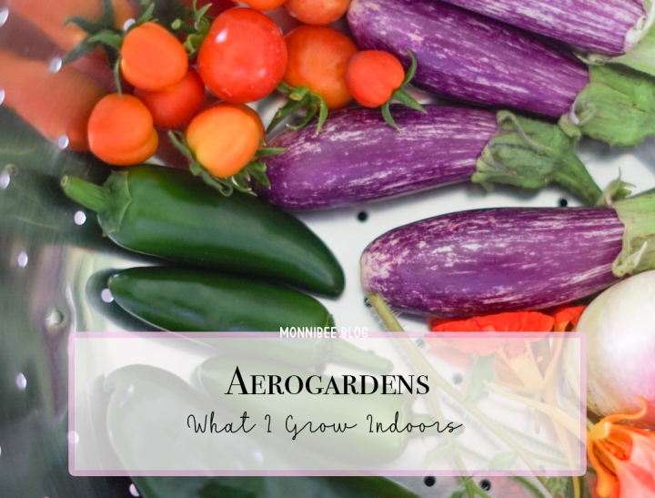 Gardening Made Easy with Aerograden+ What I'mGrowing